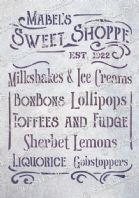 Mabel's Sweet Shop